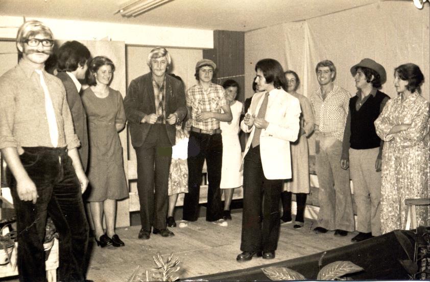 1973 Escoitade historia dunha escaleira