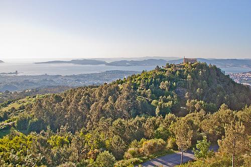 Vista monte Valladares
