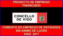 Plan de Fomento do Emprego 2017 Concello de Vigo